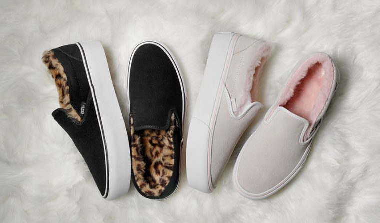 Vans Gets Cosy With Its