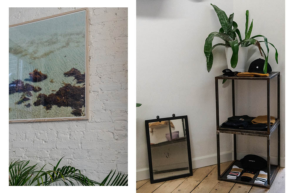 Inside Pam Pam London