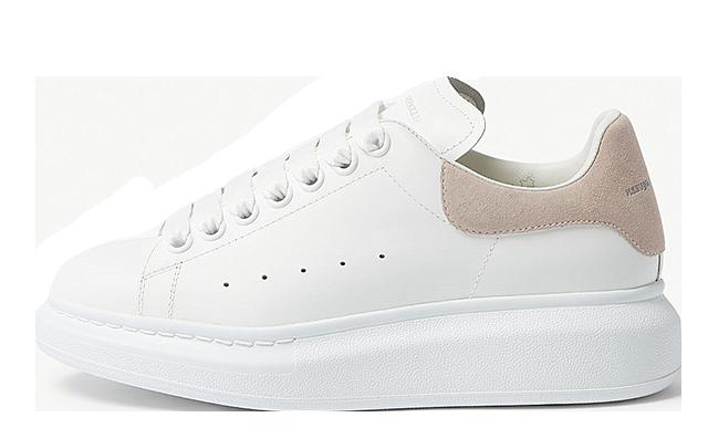 f5a83a6e847 Alexander McQueen Platform White