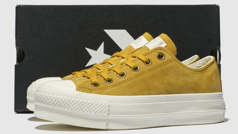 Converse All Star Yellow White 03