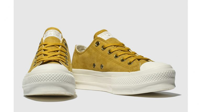 Converse All Star Yellow White 04