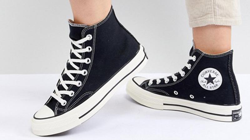 Converse Chuck 70 Hi Black White 03