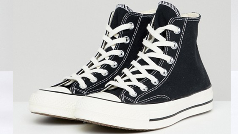 Converse Chuck 70 Hi Black White 04