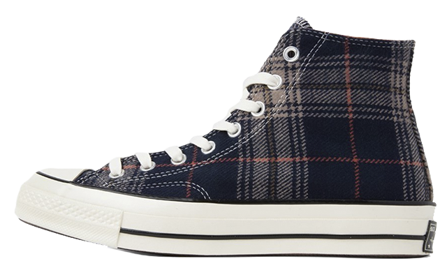 be10b7ac18cb ... social media pages for news and updates on Converse s latest women s  exclusive releases. UK true DD MM YYYY. Converse Chuck Taylor All Star 70  Hi Plaid ...