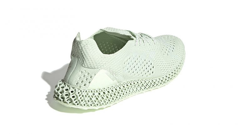 wholesale dealer 942b2 f1ae3 Daniel Arsham x adidas Futurecraft 4D Green | BD7400