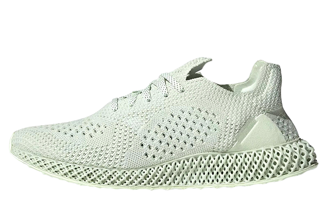 new concept a1835 aca51 The Daniel Arsham x adidas Futurecraft 4D Green will be arriving on October  12th via the retailers listed. Keep it locked to our social media pages for  more ...