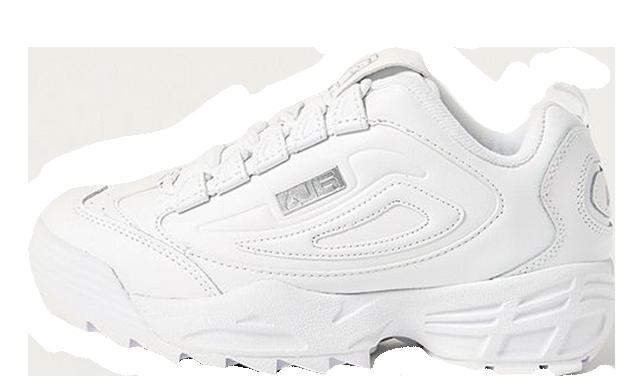 FILA Disruptor 3 Premium White   Where