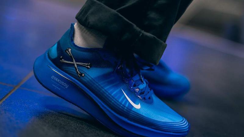 6bf74fc20ccc GYAKUSOU x Nike Zoom Fly SP Blue 06