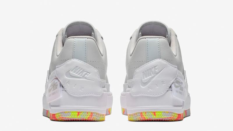 buy popular 66b0d 750c3 Nike Air Force 1 Jester XX Print White Multi Womens AV2461-001 01