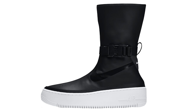 Nike Air Force 1 Sage High Black AQ2771-001