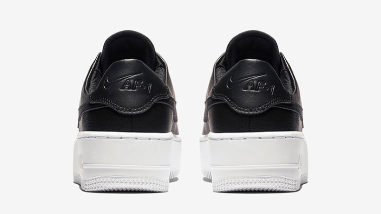 fec8246b309 Nike Air Force 1 Sage Low Black White | AR5339-002