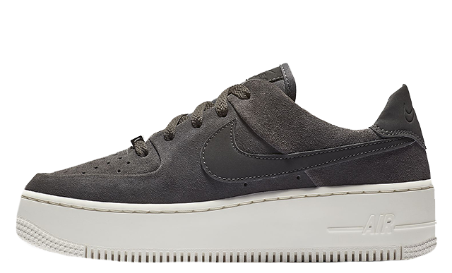 4073fcad90d Nike Air Force 1 Sage Low Black White | AR5339-002 | The Sole Womens