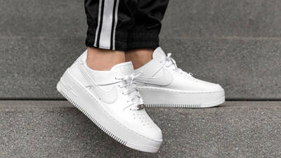 Nike Air Force 1 Sage Low White   Where To Buy   AR5339-100   The ...