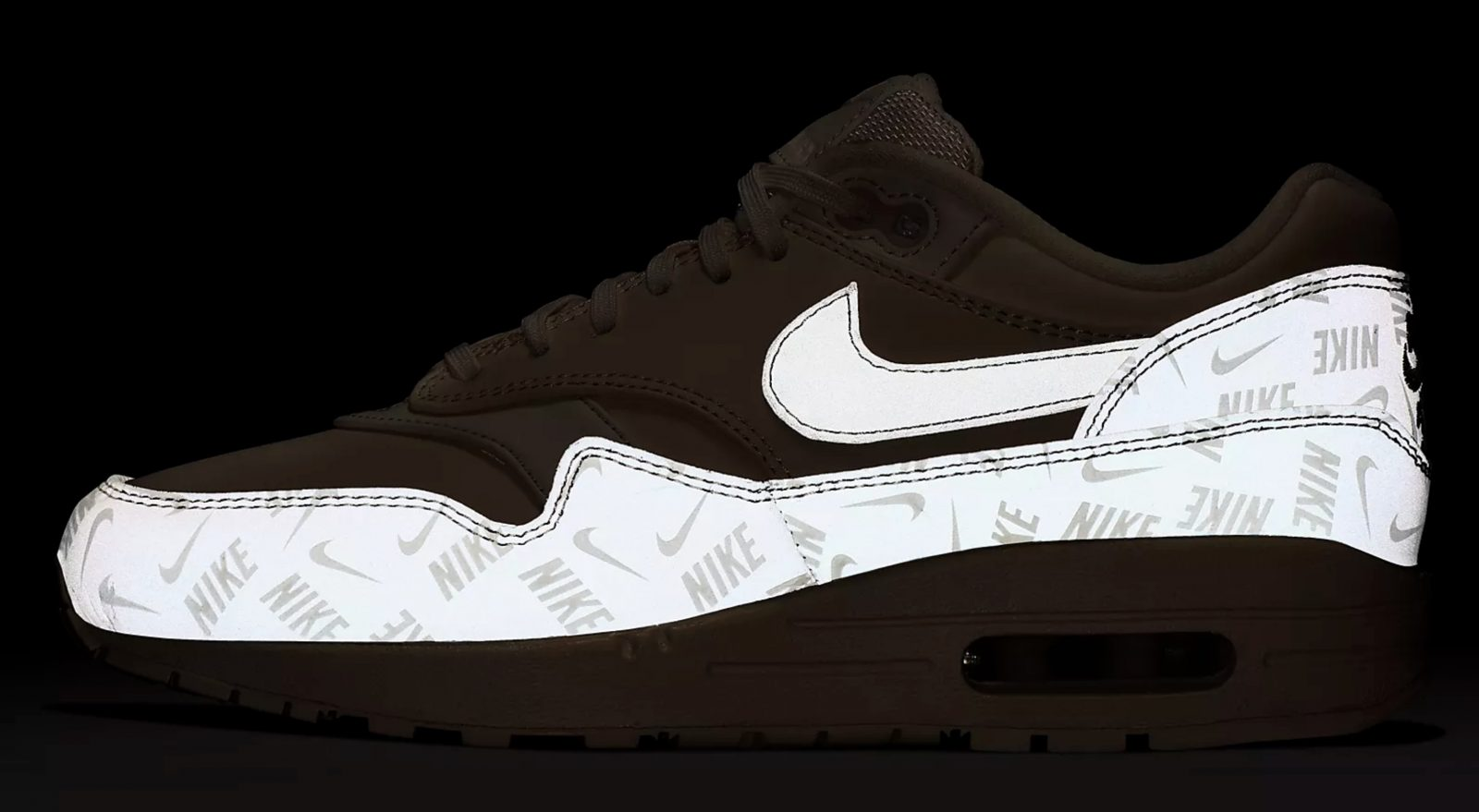 Nike Air Max 1 LX Guava Glow in the Dark | 917691-801