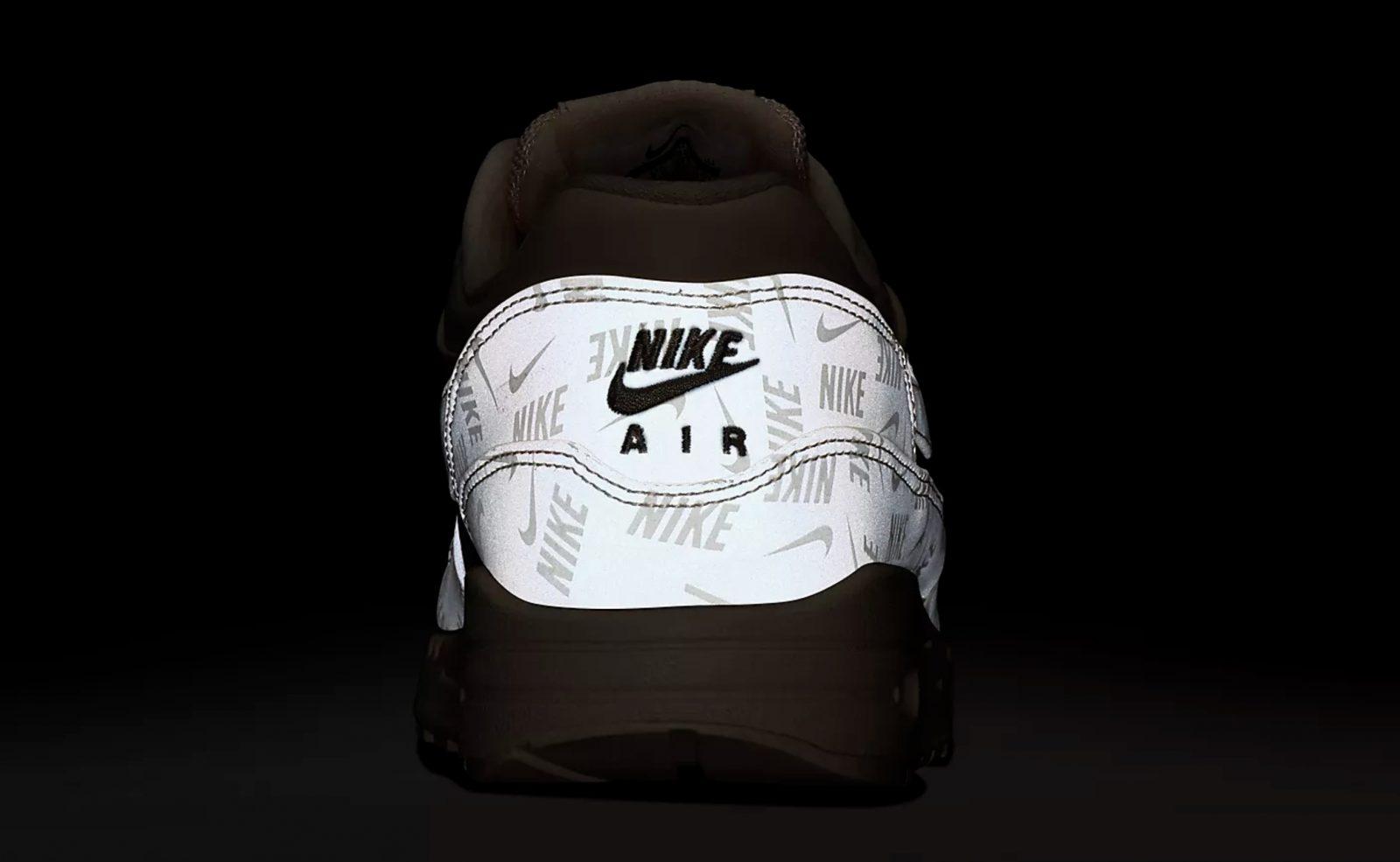 Nike Air Max 1 LX Guava Glow in the Dark | 917691-801