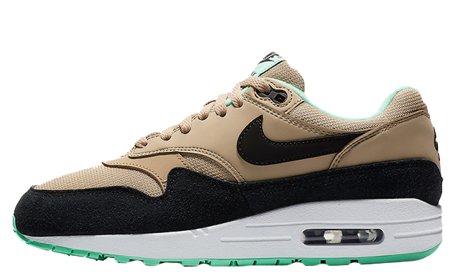 Nike Air Max 1 Mint Green Womens | 319986 206