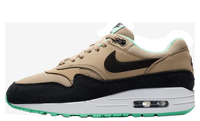 Nike Air Max 1 Mint Green Womens 319986-206