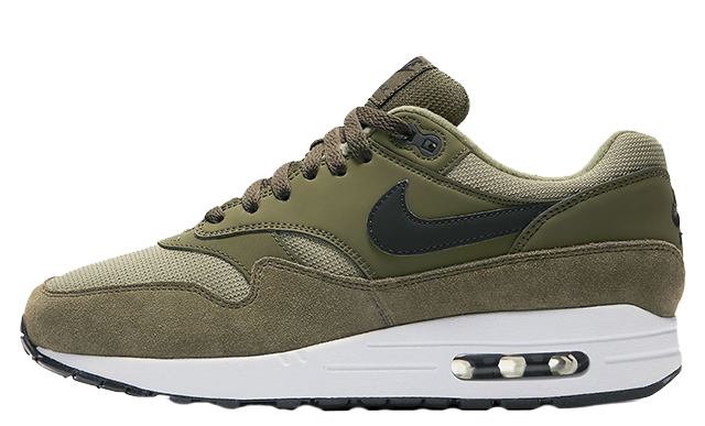 Nike Air Max 1 | Barely RoseWhite | Womens Trainers [319986