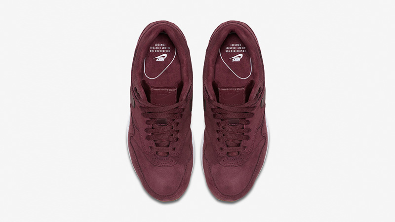 Nike Air Max 1 SE Burgundy Womens | BV0313 600 | The Sole Womens
