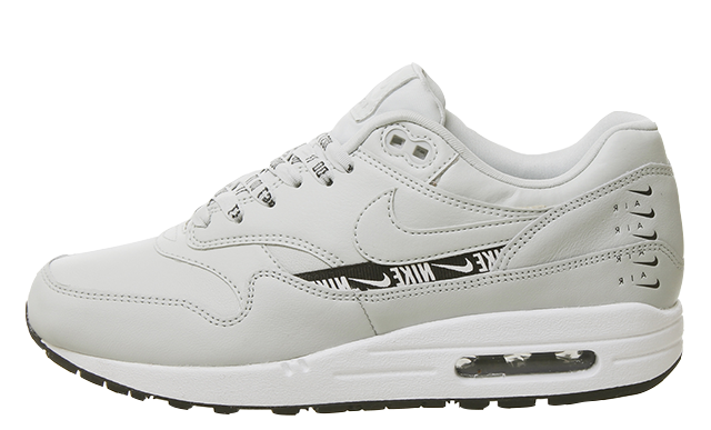 White Nike Air Max Silver 1 nOX0kP8Nw