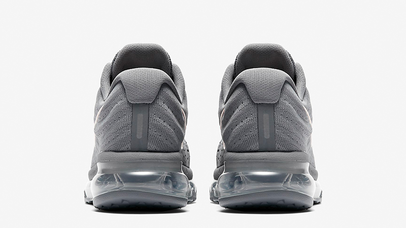 buy popular 1de9d 535f0 Nike Air Max 2017 Womens Grey Pink | AT0045-001