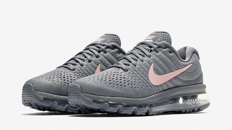 Nike Air Max 2017 Womens Grey Pink