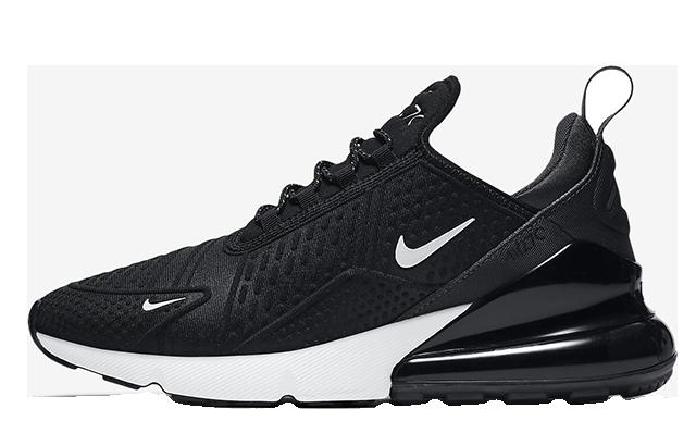 Nike Air Max 270 SE Black White AR0499-001