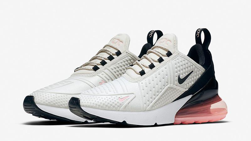 Nike Air Max 270 SE Light Bone Pink   AR0499-002   The Sole Womens