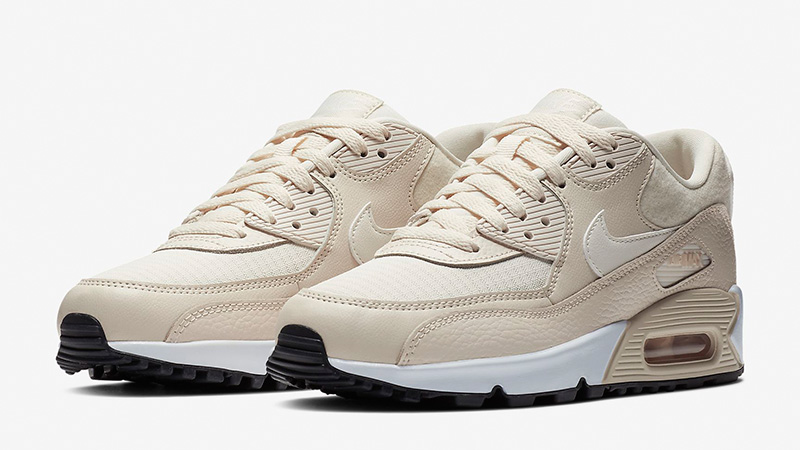 Nike Air Max 90 Cream Sail Womens | 325213-213