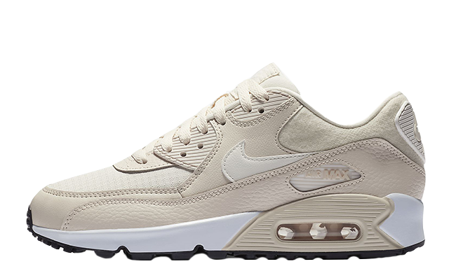 info for d92cf e7269 Nike Air Max 90 Cream Sail Womens | 325213-213