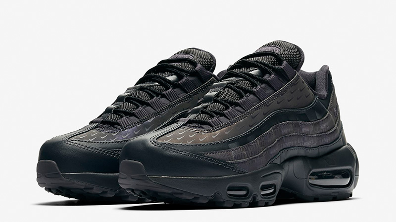 info for 25aa0 89cdc Nike Air Max 95 LX Oil Grey | AA1103-004