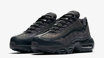 Nike Air Max 95 LX Oil Grey   Where To Buy   AA1103-004   The Sole ...