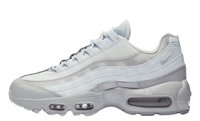 Nike Air Max 95 LX Pure Platinum Womens AA1103 005  AA1103 005
