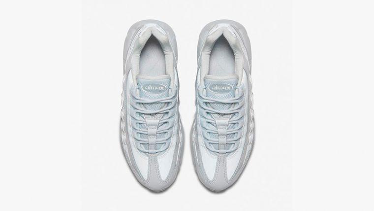 official photos 14802 d1f74 Nike Air Max 95 LX Pure Platinum Womens AA1103-005 02