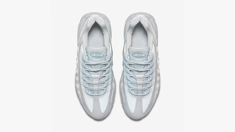 the latest 9199f 19664 Nike Air Max 95 LX Pure Platinum Womens | AA1103-005