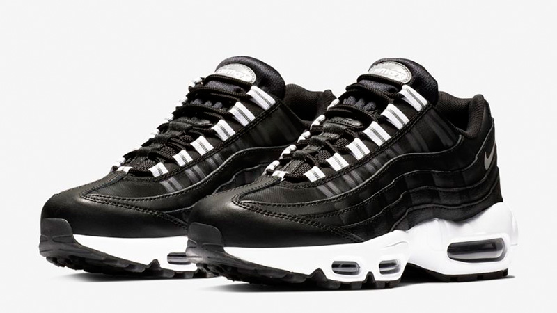 Nike Air Max 95 OG Black Canvas