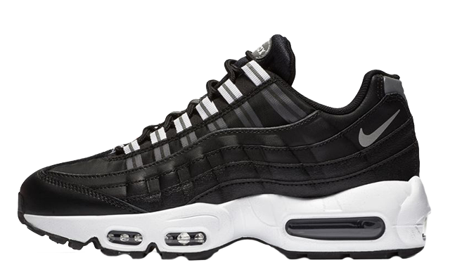 Nike Air Max 95 OG Black Canvas 307960-020
