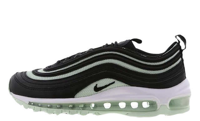 87a3f8543 The Nike Air Max 97 Black Igloo is available now, to head to the links  above to shop your pair! Don't forget to #thesolewomens on your in hand  hand/on foot ...
