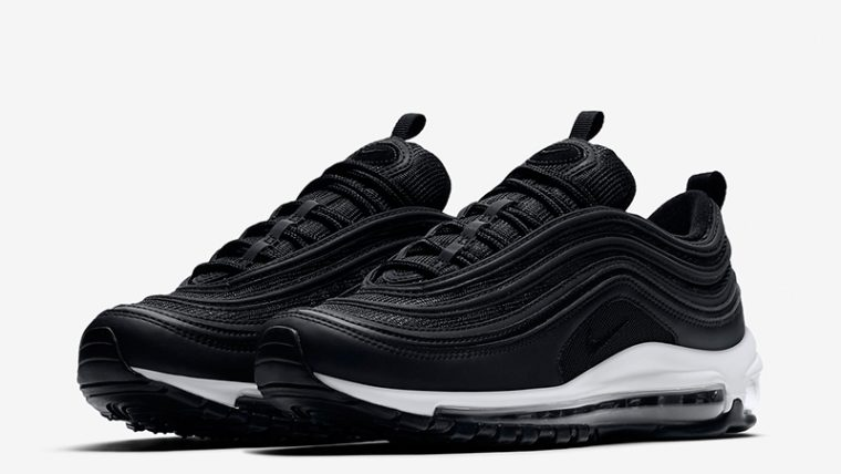 Nike Air Max 97 Black White Womens 921733-006 03 thumbnail image