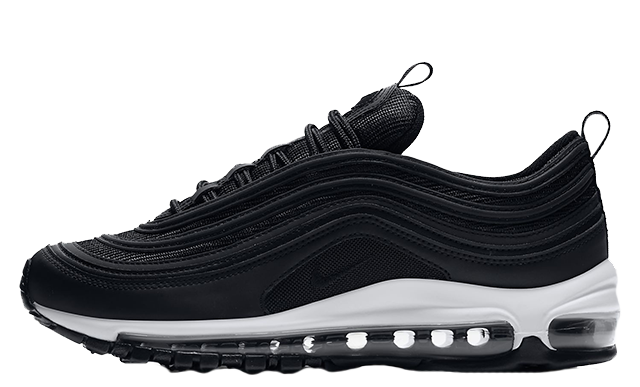 Nike Air Max 97 Black White Womens 921733-006