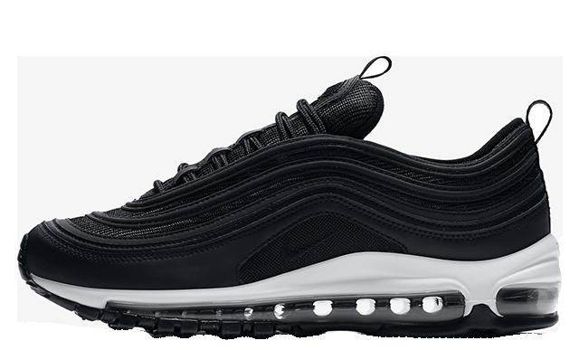 Nike Air Max 97 Black White Womens 921733-006