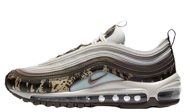 0b86c1b684 The Nike Air Max 97 Safari Animals Pack Brown Womens is available now, so  head to the links above to shop your pair today! Be sure to #thesolewomens  on your ...