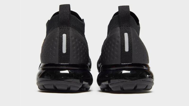 "promo code 22fbb bee28 Nike Air VaporMax Flyknit 2 Black ""Metallic Pack"" | 942843-012"