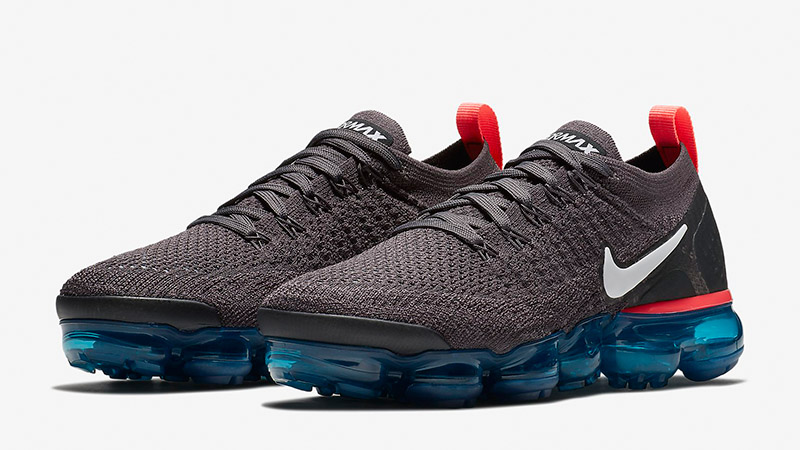 shop best sellers lace up in many fashionable Nike Air VaporMax Flyknit 2 Thunder Grey | 942843-009