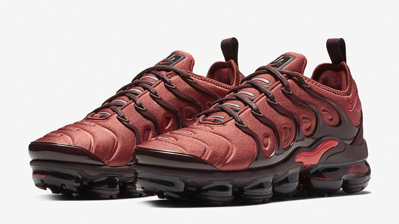 online retailer 305d5 3748e Nike Air VaporMax Plus Burnt Orange | AO4550-201