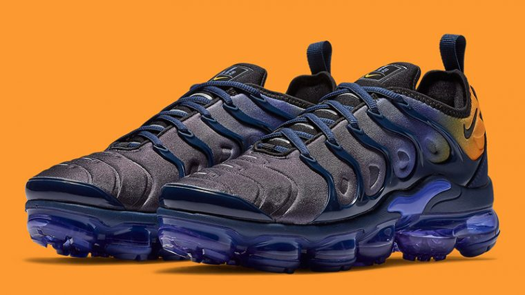 e67f7b8310a55 Nike Air VaporMax Plus Utility Blue Orange AO4550-500 03