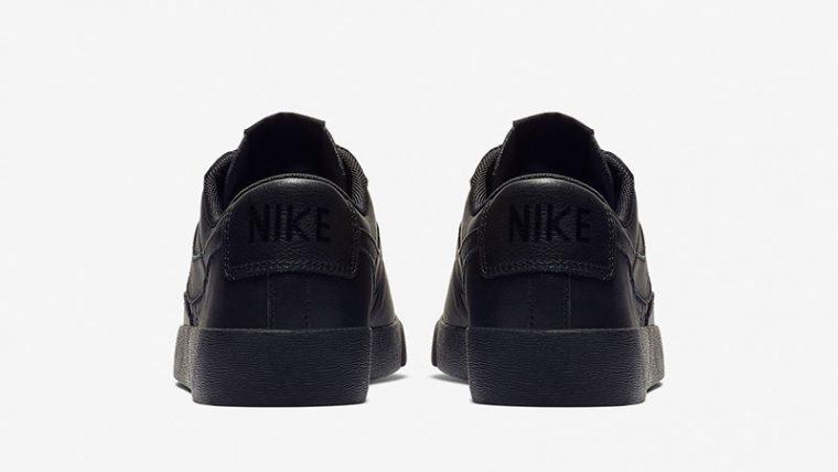Nike Blazer Low LE Black Womens AV9370-002 01 thumbnail image