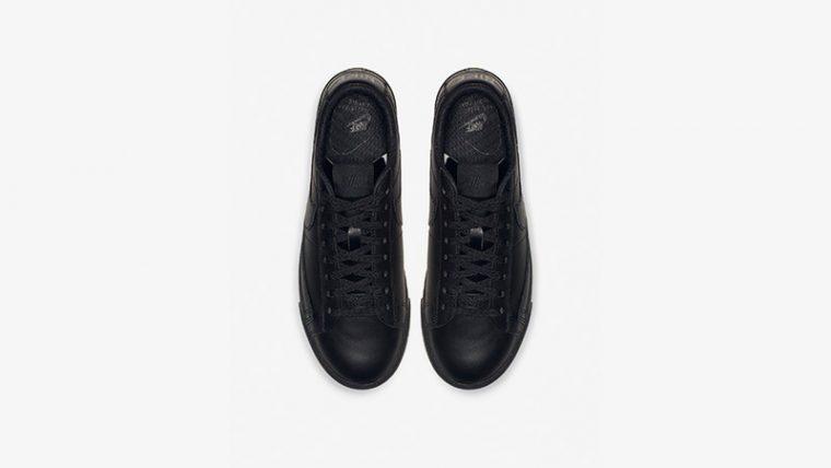 Nike Blazer Low LE Black Womens AV9370-002 02 thumbnail image