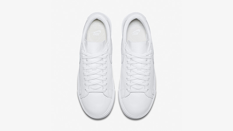 pretty nice fb661 035db Nike Blazer Low LE White Womens | AV9370-111