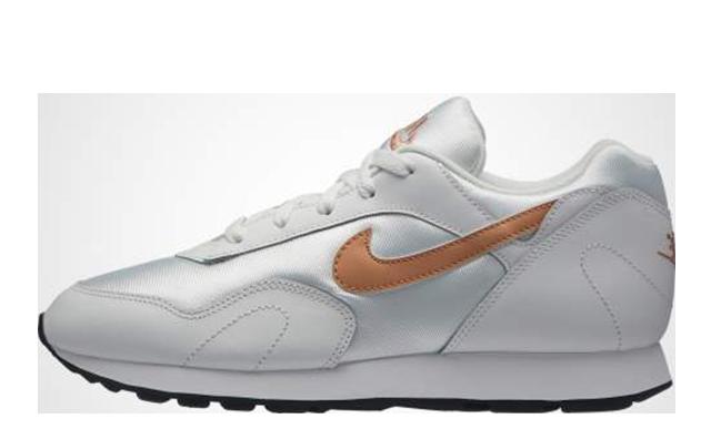Nike Outburst Womens White Brown AO1069-110